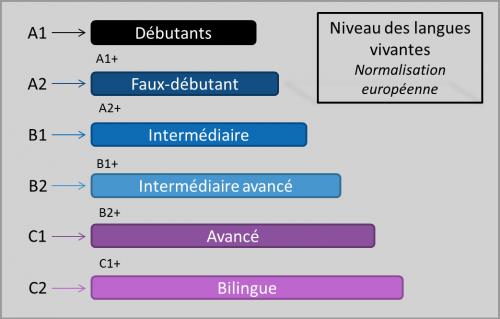 niveau-langues